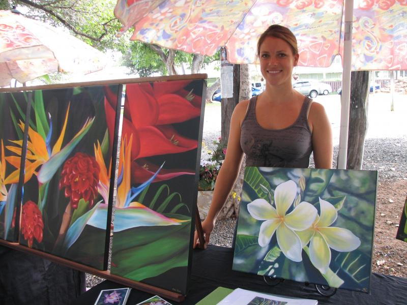 Maui Banyan Tree Craft Fair