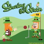 sharing the green