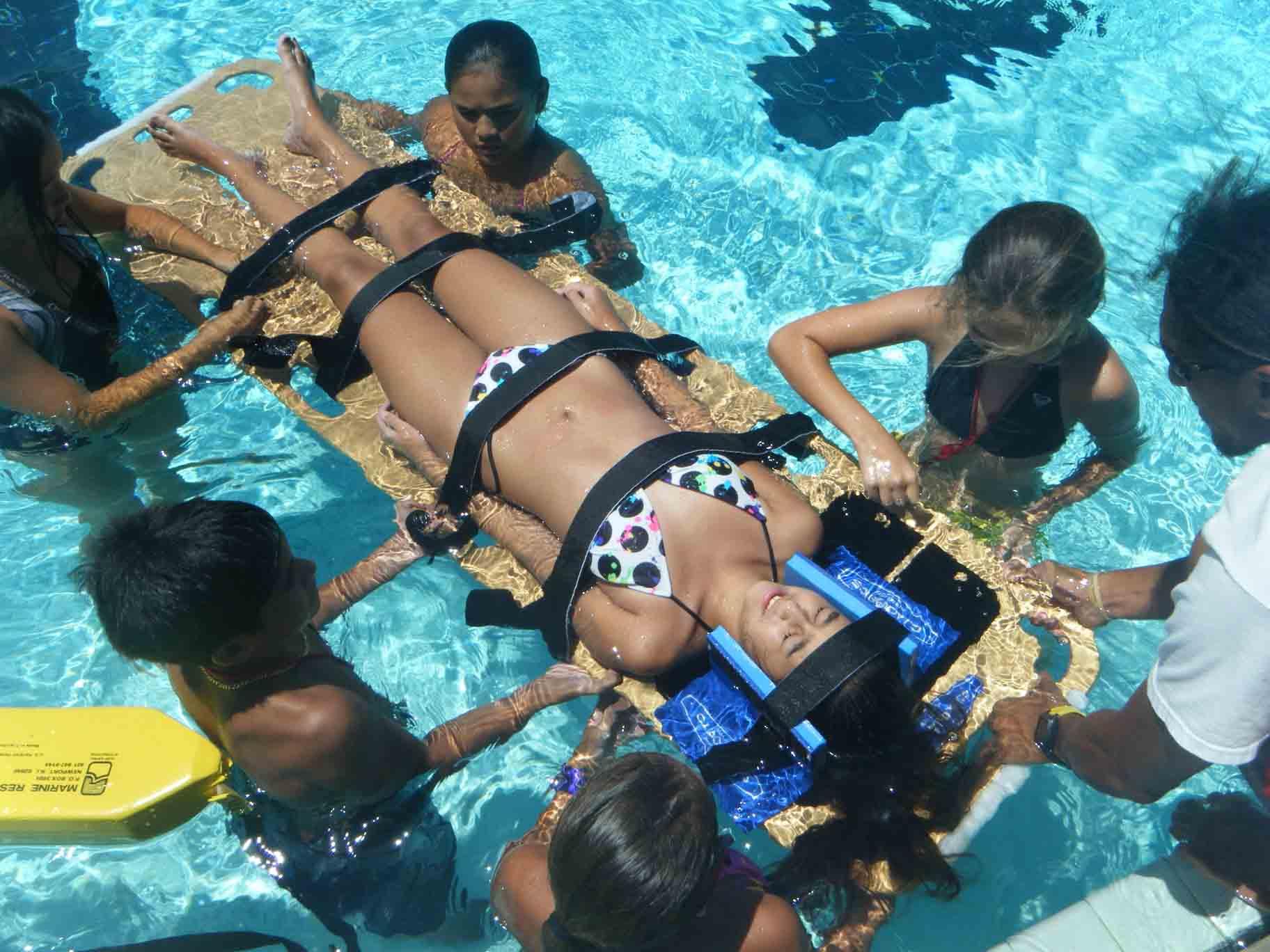 2013 Junior Lifeguard Program Maui Family