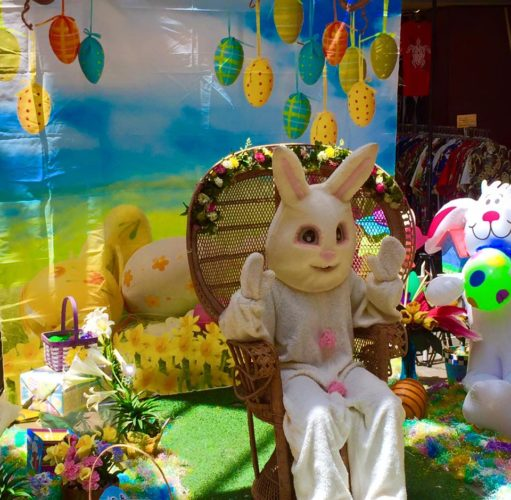 easter bunny ocean county mall